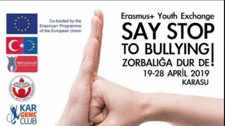 Say Stop To Bullying
