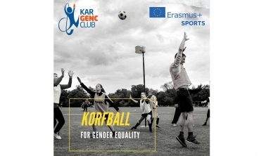 Korfball For Gender Equaility