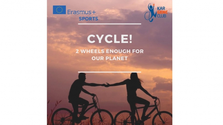 CYCLE! 2 Wheels Are Enough For Our Planet