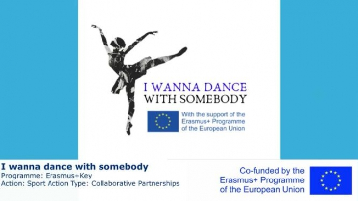 DANS ETMEK İSTİYORUM-I WANT TO DANCE WITH SOMEBODY