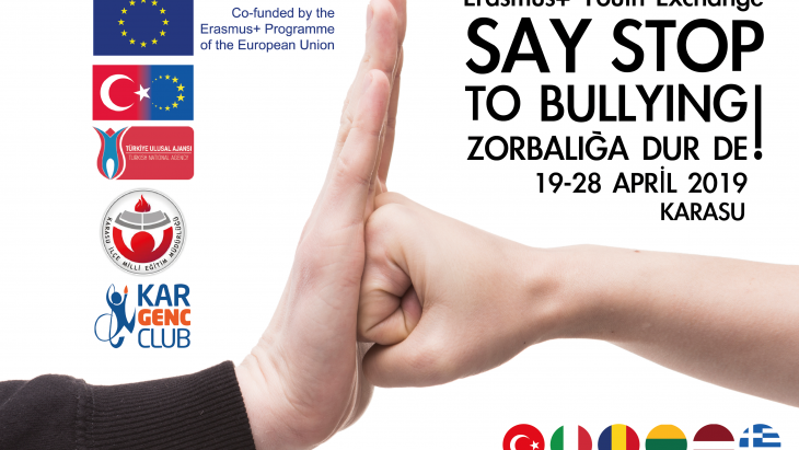 ZORBALIĞA DUR DE! -SAY STOP TO BULLIYING